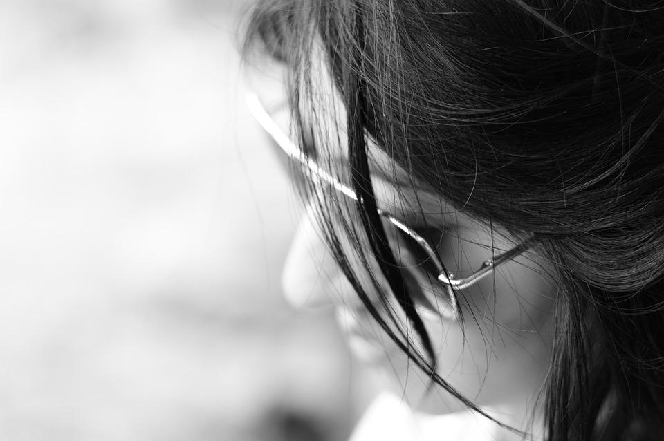 adolescent timide